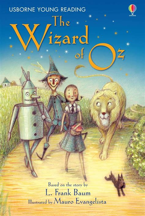 wizard of oz picture book the wizard of oz at usborne children s books