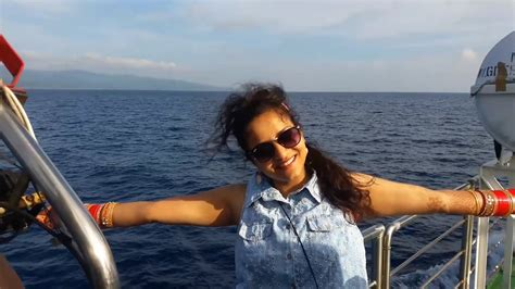 glass bottom boat havelock cruise journey from port blair to havelock island andaman