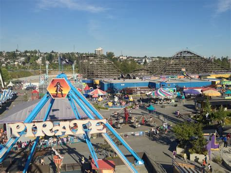 theme park vancouver playland at the pne amusement parks hastings sunrise
