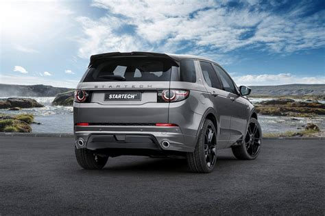 land rover discovery modified official startech land rover discovery sport gtspirit