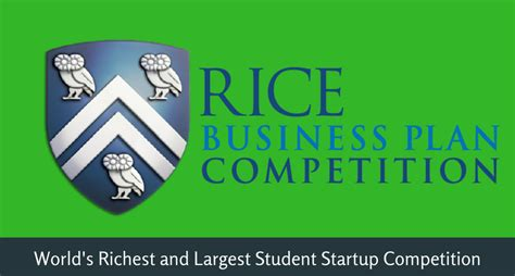 Rice Mba Class Of 2016 by Rice Business Plan Competition