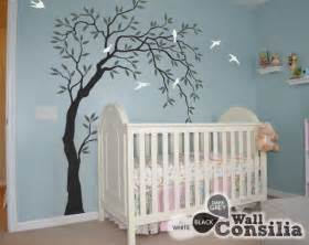 baby wall sticker baby nursery wall decals willow trees decal tree by