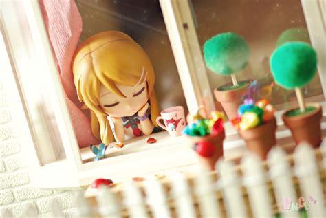 Nendoroid Kirino Smile Company Kw Ore No Imouto morning pictures myfigurecollection net tsuki board net