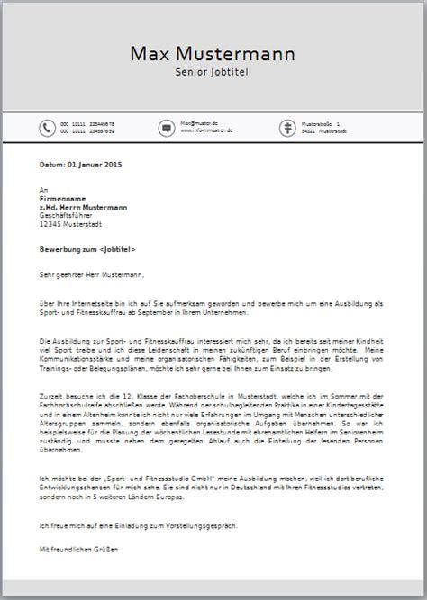 Bewerbungsschreiben Minijob Fahrer Bewerbungsvorlagen Und Muster 2018 Meinebewerbung Net