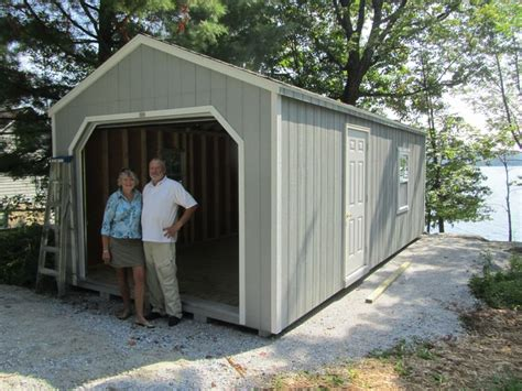 Pre Assembled Garage by Pin By Country Sheds On Portable Garages