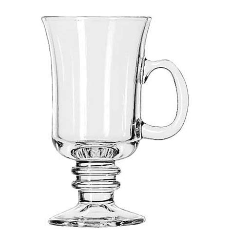 irish barware libbey glassware 5295 8 1 2 oz irish coffee glass