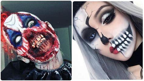 ultimate lip tutorial compilation best of instagram top 5 viral halloween makeup tutorials compilation 2017