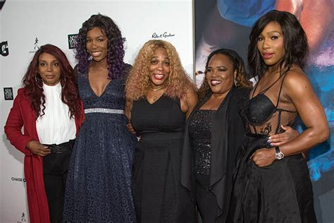 Serena Williams Family Photos