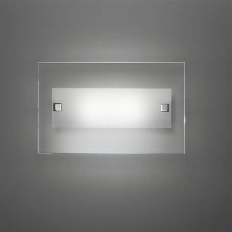 Casa Design Interiors Applique Da Parete Led Design Moderno Flat Led Antea Luce