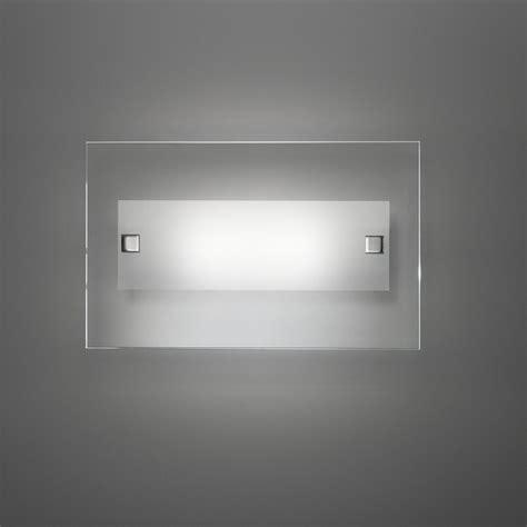 Applique Da Parete Led Design Moderno Flat Led Antea Luce