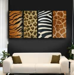animal print living room decorating ideas home designs