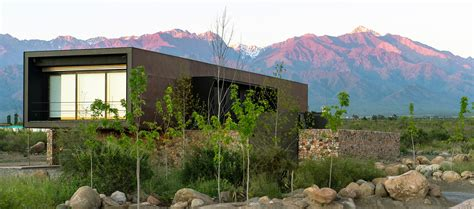 evans house evans house in argentina features enviable views of the andes mountain range evans