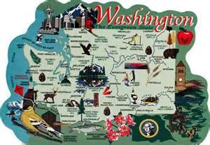 Wainscoting Shelf State Map Washington The Cat S Meow Village