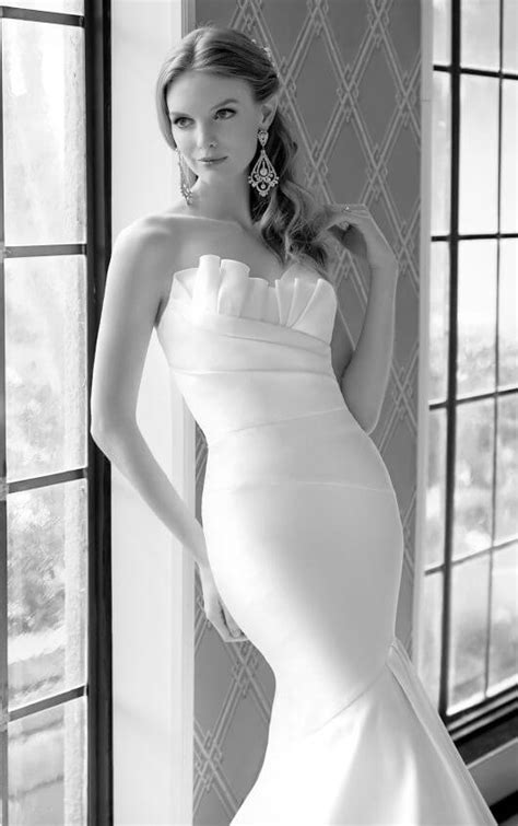 Mermaid Wedding Dress | Martina Liana Bridal Gowns