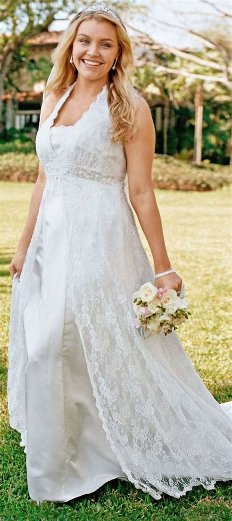 Cheap Plus Size Wedding Dresses by Cheap Plus Size Wedding Dresses Weddingwoow