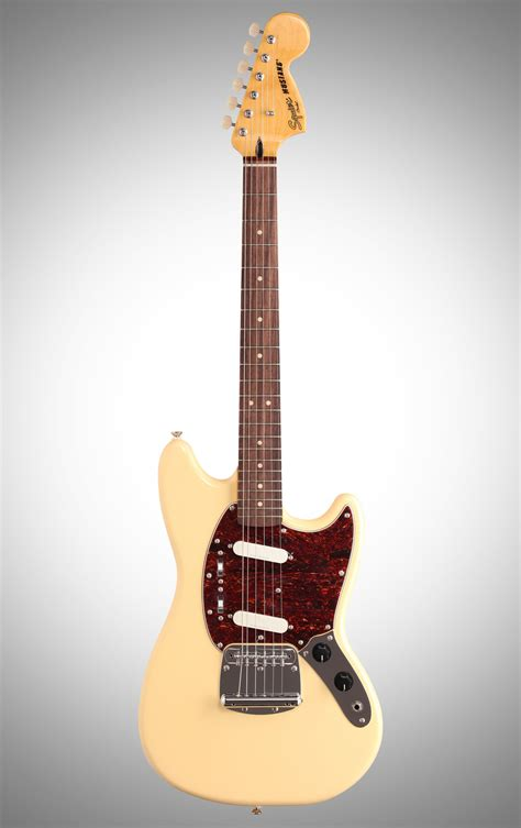 squier mustang guitar review squier vintage modified mustang electric guitar with