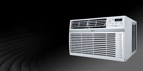 lg window air conditioner units efficient cooling lg usa