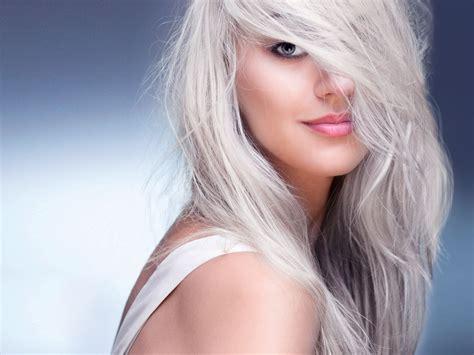 Haare F Rben by Graue Haare Der Haarfarben Trend Nivea