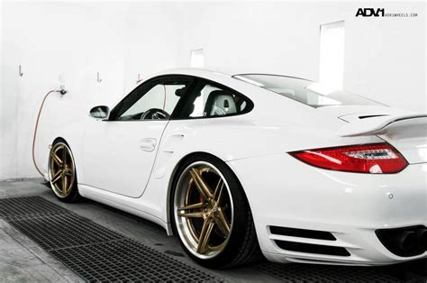 porsche turbo wheels adv 1 wheels for porsche 911 turbo autoevolution