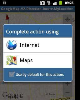 membuat aplikasi android jalan tikus membuat aplikasi android rute googlemap v2 direction route