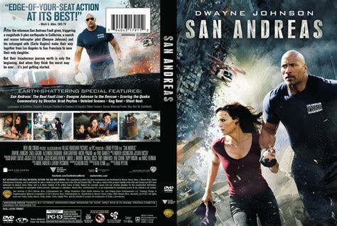 film gietea sandreas san andreas movie dvd scanned covers san andreas dvd