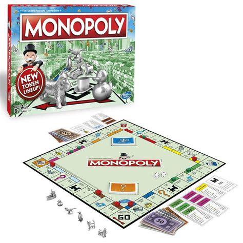 Monopoly Classic Game Raise The Fun Classic