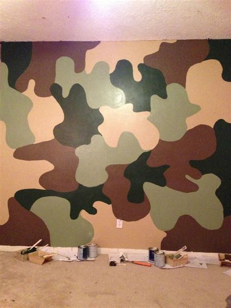 camo bedroom boys ideas  pinterest hunting