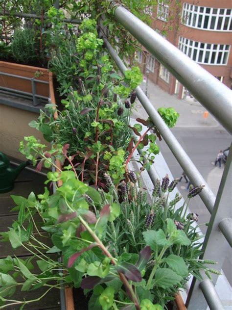 Balkon Gestalten Pflanzen by Kleinen Balkon Gestalten Ideen Zur Versch 246 Nerung Bauen De