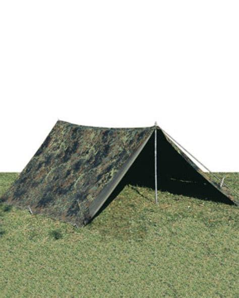 tenda militare usata tenda mimetica esercito tedesco usata