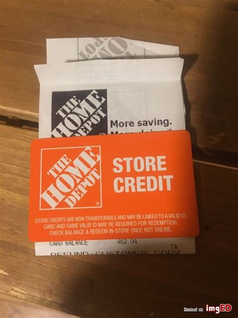 Where To Get Home Depot Gift Cards - 462 04 home depot gift card store credit image on imged