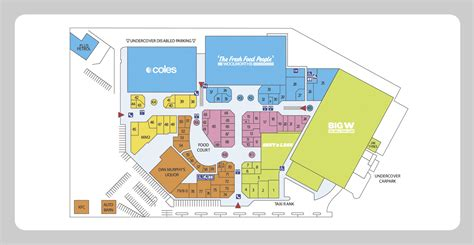 Floorplanning Online green hills shopping centre plan darwing pinterest