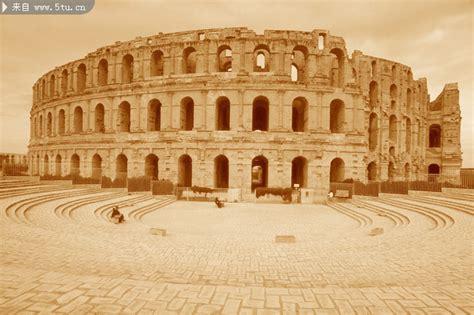 Ancient Rome Report Template 古罗马竞技场图片 著名建筑 百图汇素材网