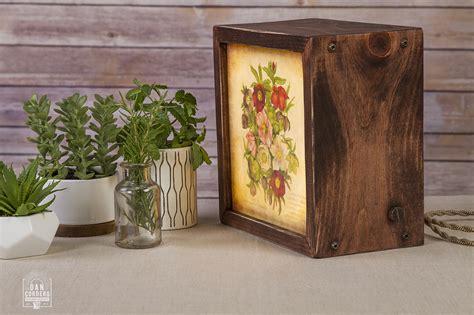 Home Design Store Botany Edison Lightbox Lightbox Table L Botanical