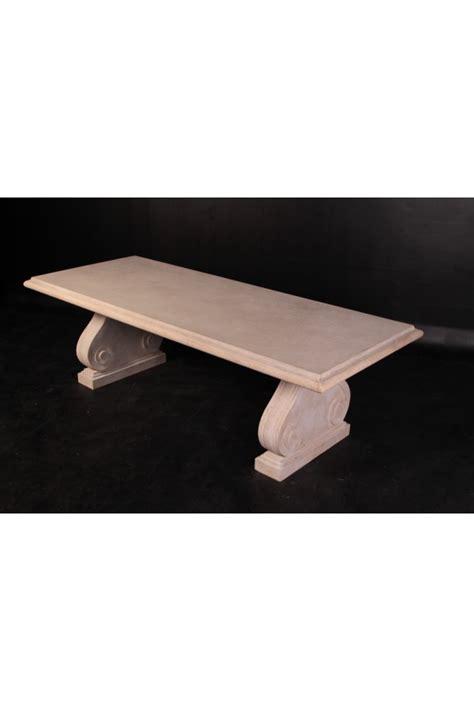 mesa piedra jardin mesa jard 205 n acabado piedra oriente y occidente