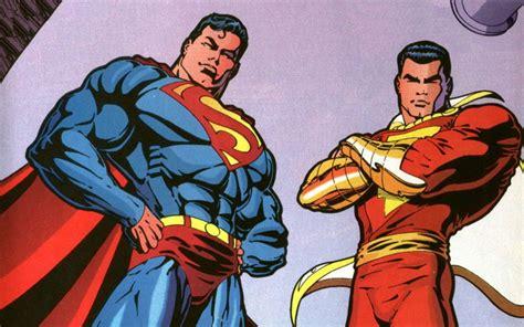 superman vs captain marvel shazam the world s mightiest mortal superman vs captain marvel