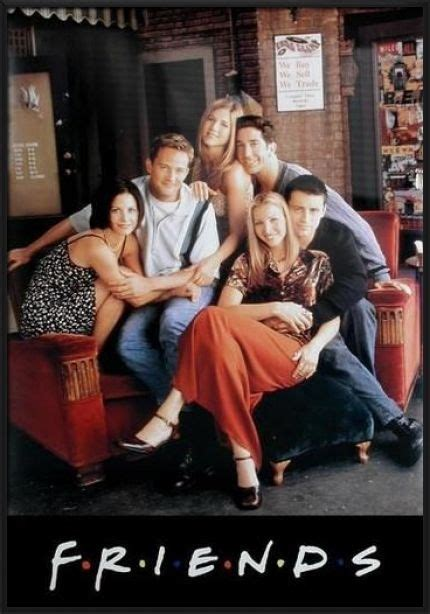 couch free tv shows friends framed tv show poster print sitting on couch