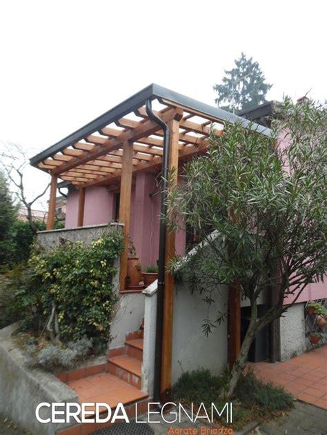 tettoia legno tettoia legno lamellare cereda legnami agrate brianza