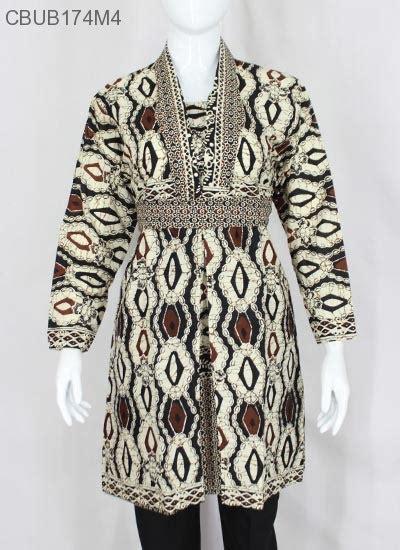 Gamis Dress Batik Sogan dress batik motif sogan klasik dress murah batikunik