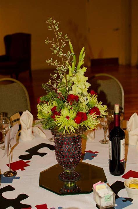 Decorating Ideas Volunteer Banquet Floral Design For Casa Volunteer Appreciation Banquet My