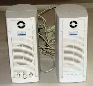 altec lansing acs  multimedia computer speaker system  popscreen