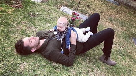 Kathy Hoda Giveaway - andy grammer takes daughter to his mother s grave for extra special sweet visit