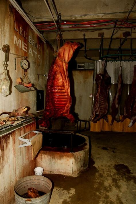 the scariest halloween decorations the house shop blog 165 best halloween butcher images on pinterest