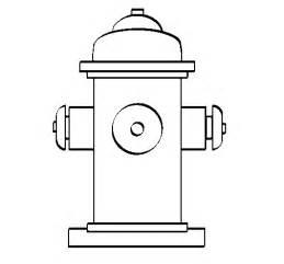 fire hydrant coloring page coloringcrew com