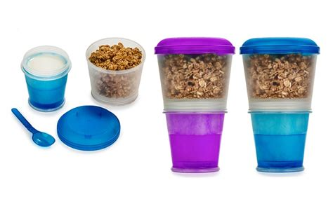 Cereal On The Go by Cereal To Go Bowl Groupon