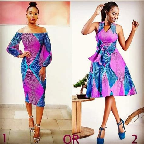 Latest Simple Ankara Gown Styles