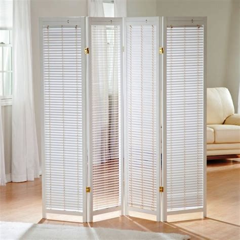 Shutter Room Divider 4 Panel Room Divider Wooden Shutter And 50 Similar Items