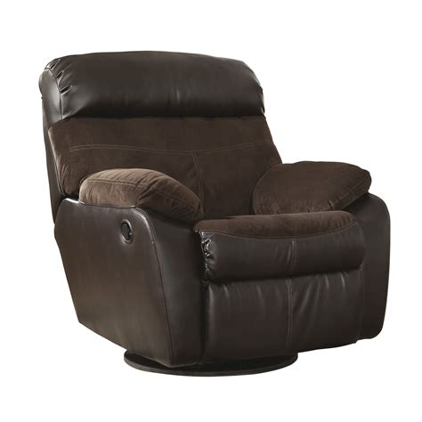 swivel rocker recliner signature design by ashley 5450128 berneen swivel rocker