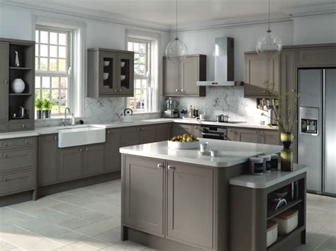 Gray Kitchen Cabinet Ideas Popular Gray Kitchen Cabinets Countertop Designs