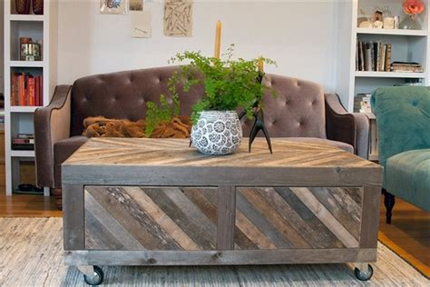 modern coffee tables made from wooden pallet pallet wood
