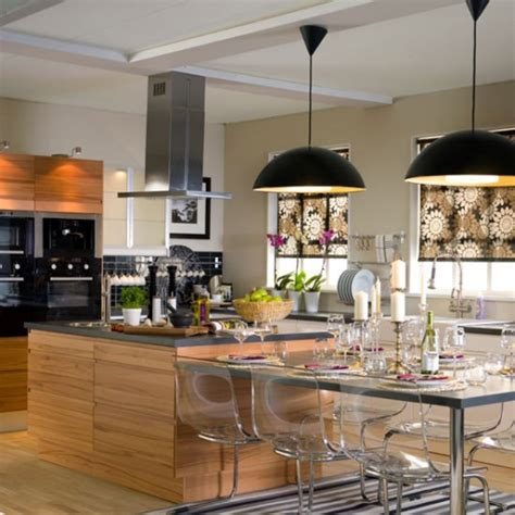 kitchen and dining room lighting ideas 10 idee per l illuminazione in cucina idee pratiche